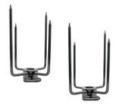 """Rotisserie Forks 5/8"""" for Hexagon Spit Rods"""
