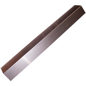 Stainless heat shield