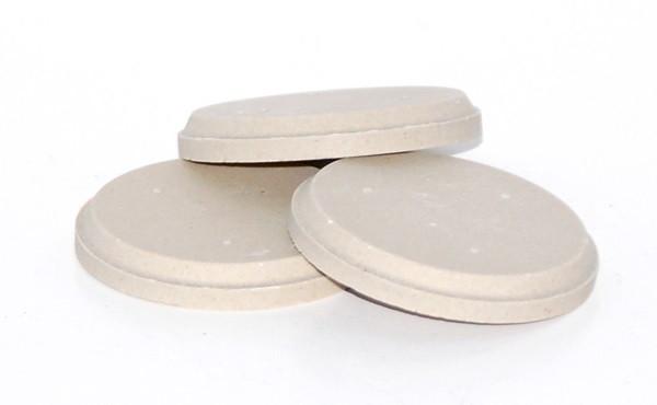 Porcelain Briquettes, 67 pcs