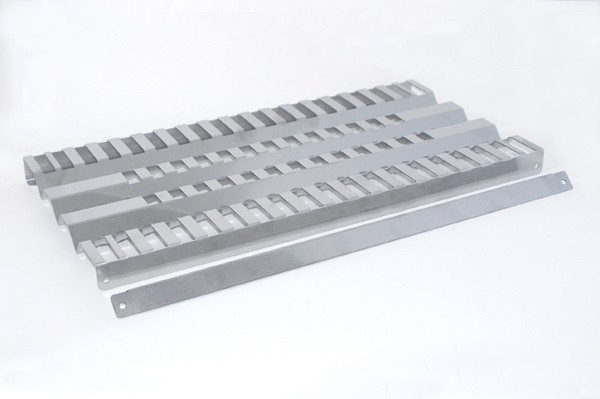 DCS and Frontgate Ceramic rod radiant tray