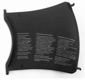 Weber Q120 Replacement Right Side Shelf