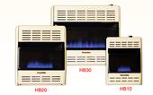 Hearthrite Blue Flame Propane Space Heater