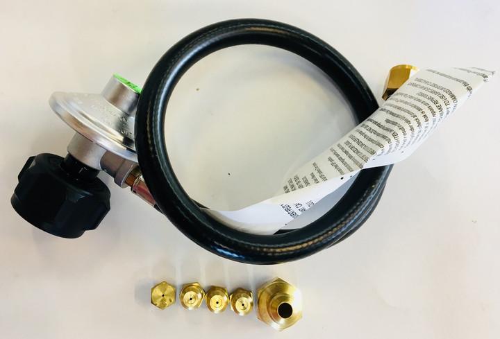 Delta Heat LP Conversion Kit for DHBQ, NG to LP