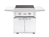 Lynx Asado Cooktop Grill on Freestanding Cart