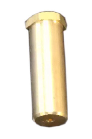 Grill main valve orifice
