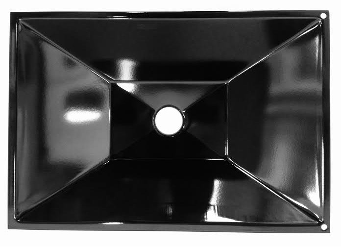 Kenmore and Weber Porcelain Drip Tray