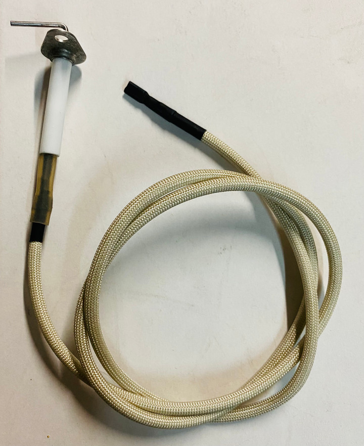 Ducane electrode and wire