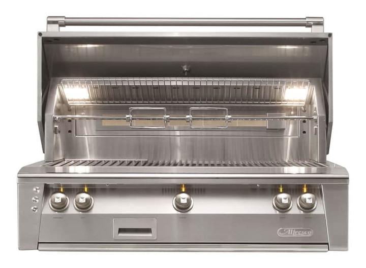"""Alfresco ALXE 42"""" Built-In Grill"""
