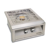"Alfresco 24"" Versa Power Built In Burner"