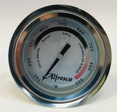 Alfresco Thermometer Front View