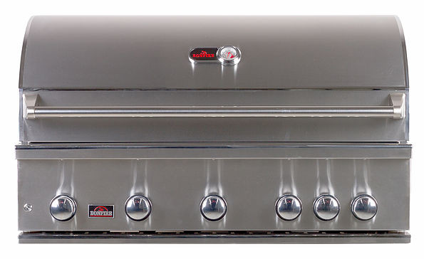"BONFIRE Prime 500 42"" Built-in Grill"