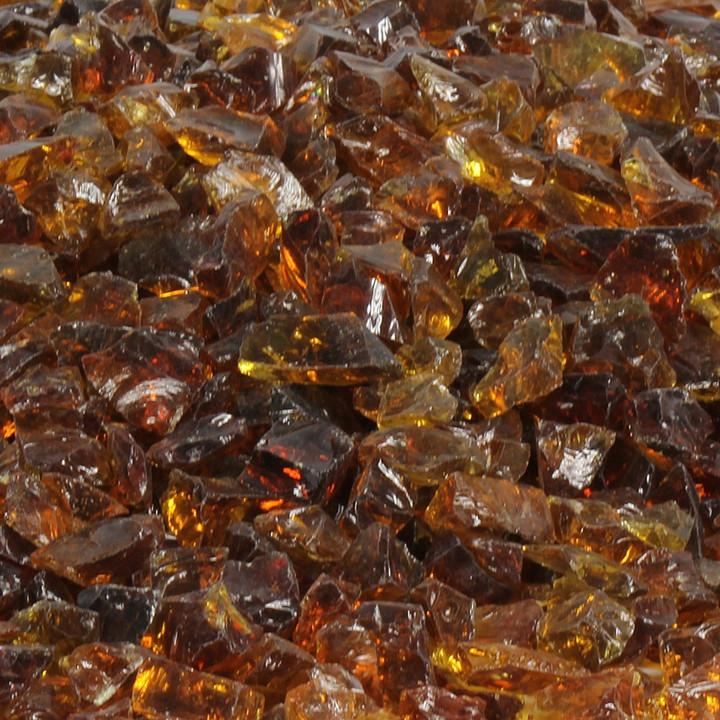 American Fireglass Auburn Fire Pit Glass