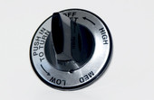 Charmglow Left Side Front Control Replacement Knob