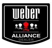 Transfer line for side burner, Weber