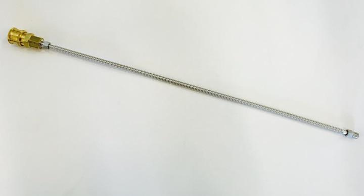 Weber Transfer line for side burner