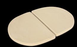 Primo Oval XL Heat Deflector Plates