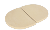 Primo Oval L Heat Deflector Plates