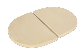 Primo Oval L Heat Deflector Plates