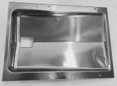 Weber bottom grease tray