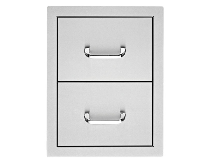 DELSOL Delta Double Storage Drawers