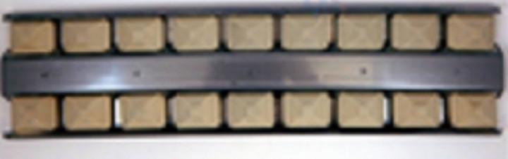 Viking briquette tray
