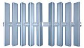 Weber Summit Platinum, Silver A, B Flavorizer Bars