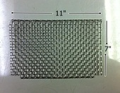 Texas Sizzler II or III Infrared Burner Screen