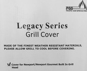 Legacy Series Built In Cover