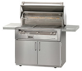 "Alfresco ALXE 42"" Standard Grill on Cart"