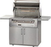 "Alfresco ALXE 36"" Sear Zone Grill on Cart"