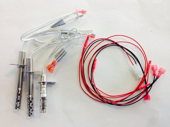 Lynx Complete Electrode Kit 27IR and 3