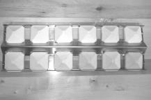 Delta Heat Briquette Tray Assembly for Older Model Grills