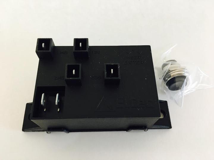 DCS 4 prong Spark Generator 9 volt