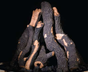 "Golden Blount 24"" Grand Firepit Logs"