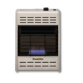 HearthRite 10K BTU Blue Flame Heater