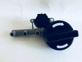 Three outlet rotary ignition