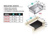 """Delta Heat 32"""" Insulating Jacket - DHIJ32"""