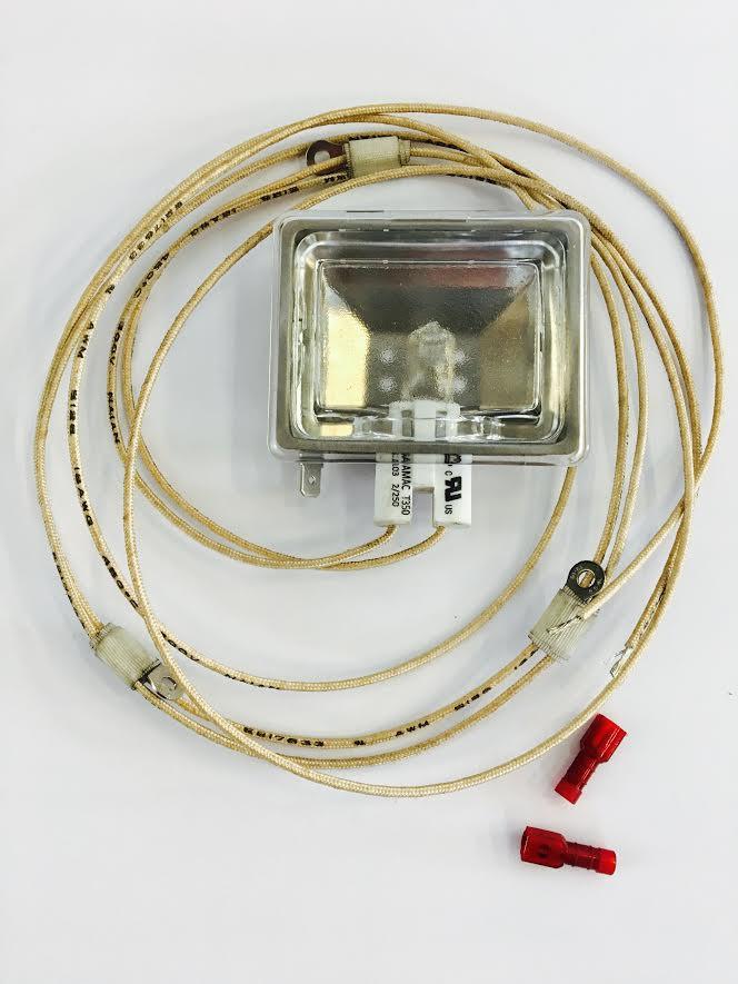 Alfresco LX2 Left Light Assembly