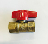 Half Inch Natural Gas Ball Valve