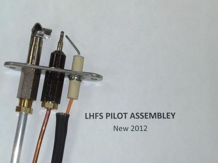 Lynx EG026 Pilot Assembly for LHFS propane patio heater