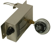 Solaire Regulator, Valve, Side Housing, Igniter Module