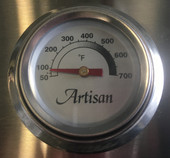 Alfresco Artisan Thermometer Assembly - 210-0490
