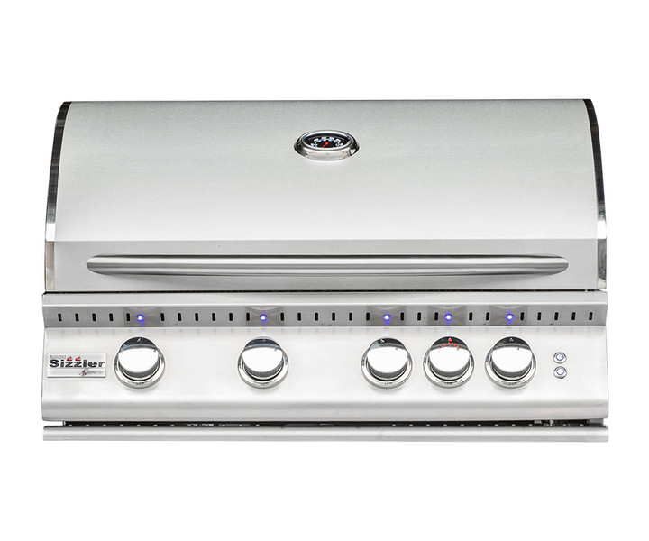 """Summerset Sizzler Pro 32"""" Built-in Grill"""