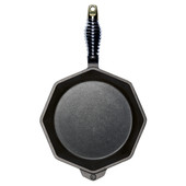 "Finex 10"" Cast Iron Skillet  Top"