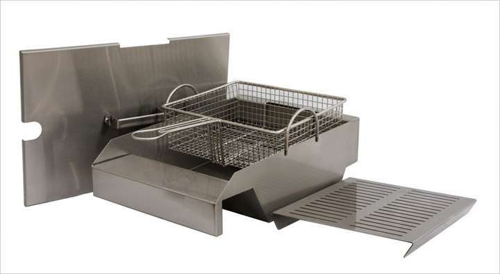 """Solaire 30"""", 36"""", 42"""" and 56"""" Grill Steamer/Fryer"""
