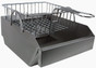 """Solaire 27"""" Grill Steamer/Fryer"""