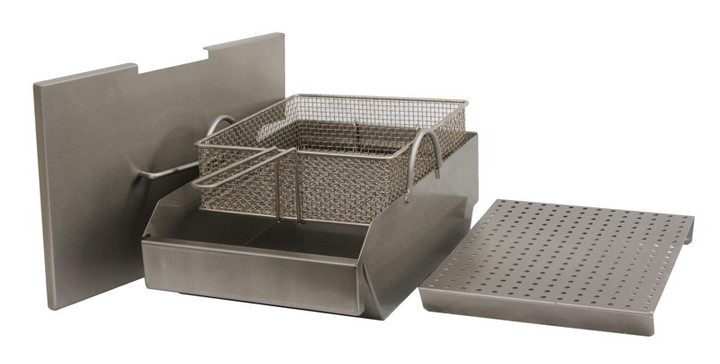 Solaire 27XL Grill Steamer/Fryer - SOL-IRSF-27XL