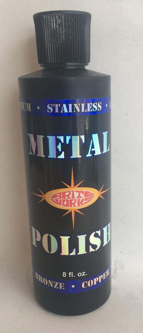 Briteworks Stainless Metal Polish