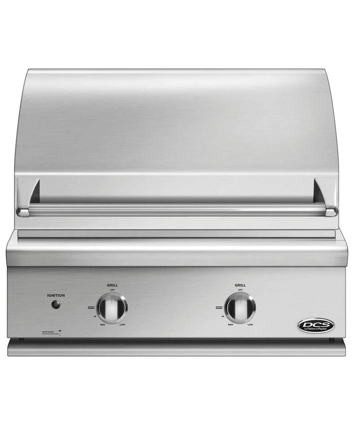 """DCS 30"""" Built-in Grill, no Rotisserie"""