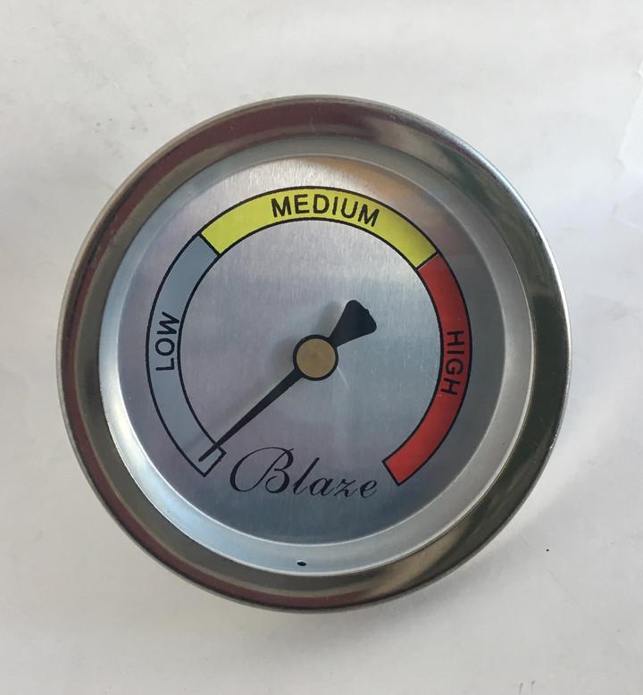 Blaze Professional Thermometer Gauge Blz 32 035
